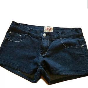 1826 Blue Jean SHORTS Women Size 5 Denim Casual